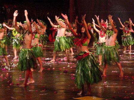 「Tahitian dance OTE'A」の画像検索結果