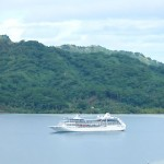 Tahitian Princess - Huahine