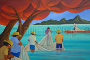 La Polynésie en couleurs….
