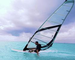 Raiatea Windsurfing