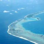 Rangiroa from the sky