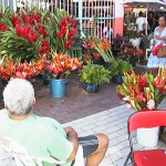 Papeete market