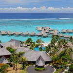 HILTON MOOREA - view from the sky