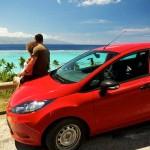 Car rental - Moorea