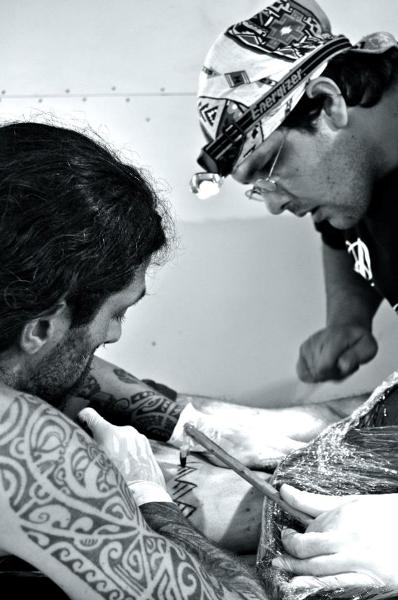 MATE TATOO