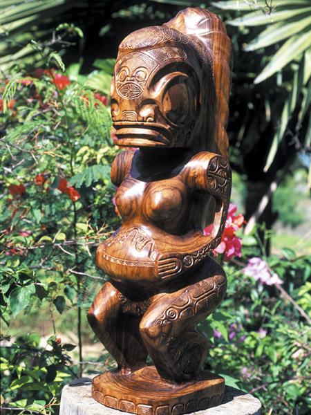 The Polynesian Tiki The Tahiti Traveler