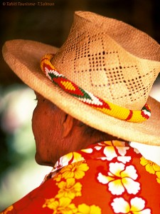 A beautiful handmade hat