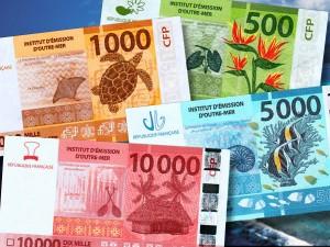 New polynesian banknotes