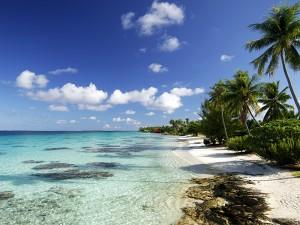 Fakarava atoll © Julien Girardot