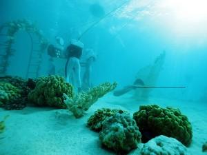 Underwater chapel © G.LeBacon