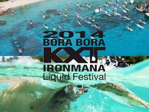 Bora Bora Ironmana Liquid Festival