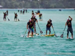 Stand up paddling race © tim-mckenna.com