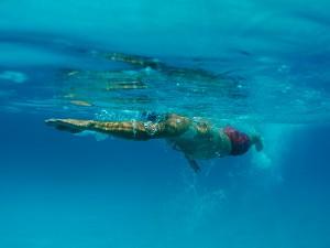Swimming contest © tim-mckenna.com