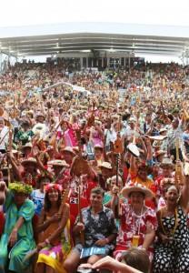 Ukulele Tahiti World record