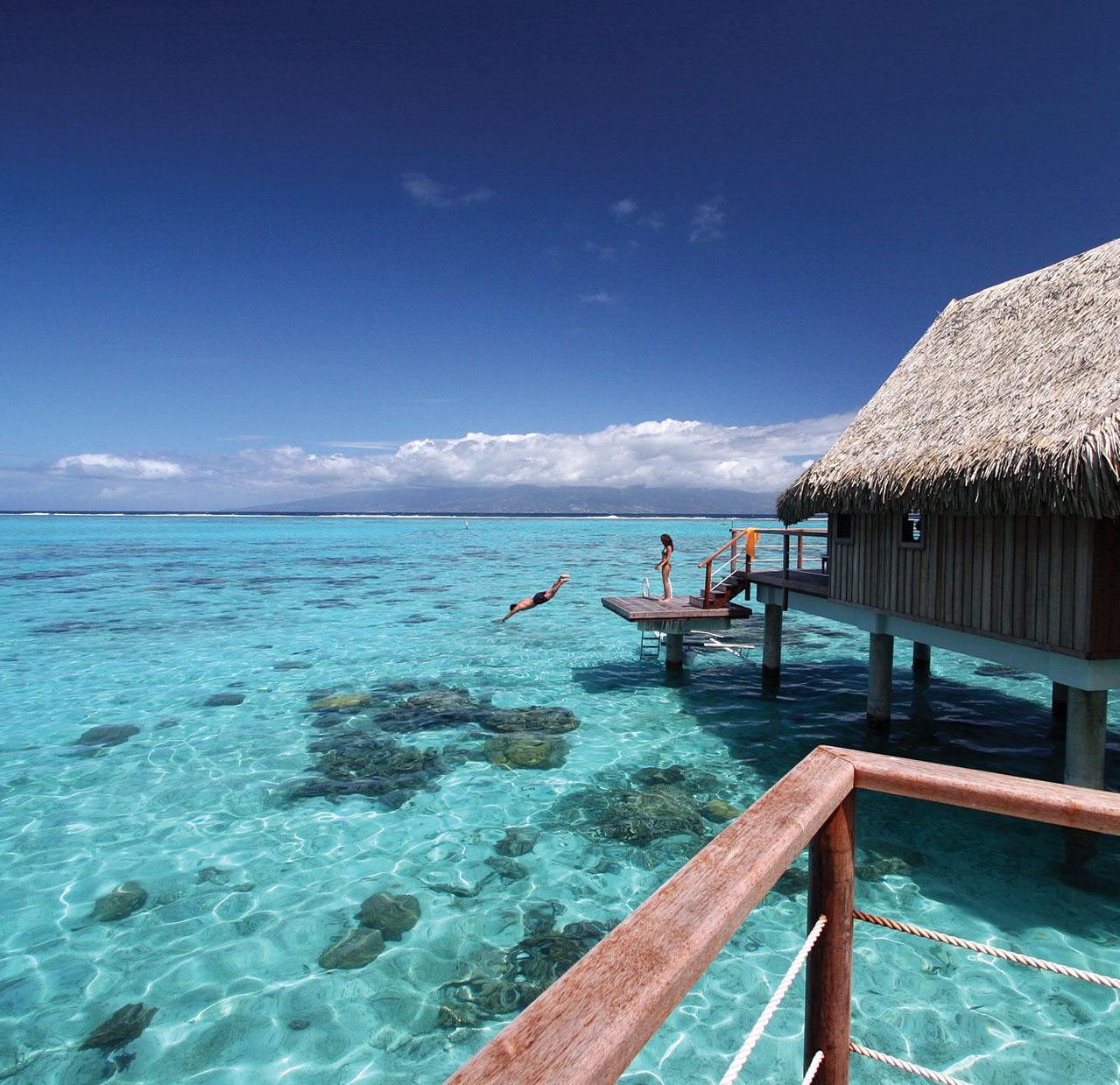 Sofitel Moorea Ia Ora Beach Resort The Tahiti Traveler